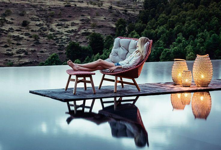 168 best outdoor m bel ideen images on pinterest. Black Bedroom Furniture Sets. Home Design Ideas