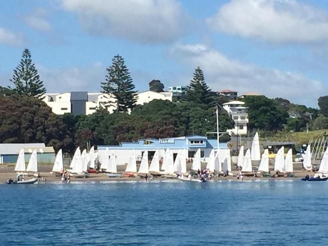 2015 World sailing competition in New Plymouth