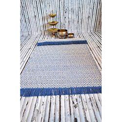 Giz Home Alice Lüks Kilim (Mavi) - 80x150 cm
