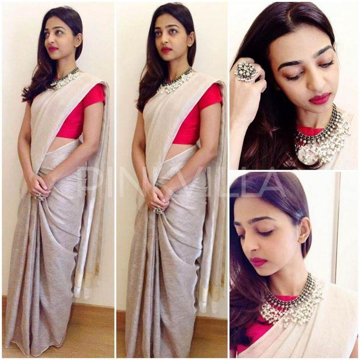 Celebrity Style,Shreeja Rajgopal,Anavila,Radhika Apte