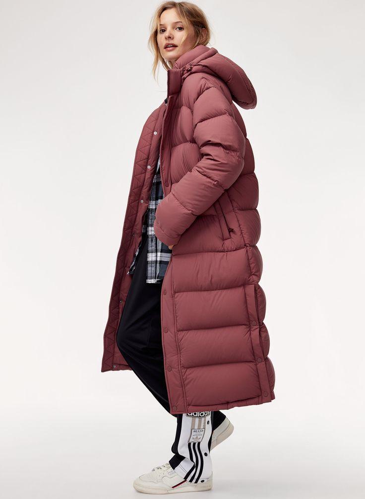 puffer coat women
