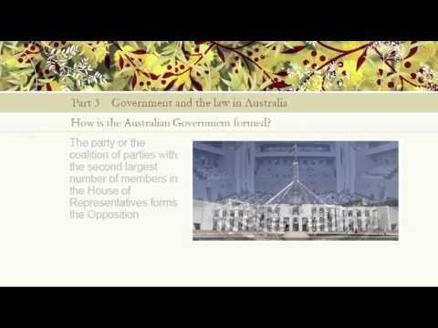 Our Common Bond Clip 6 - Government and the law in Australia - YouTube