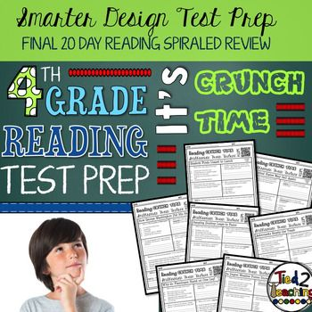 Test Prep: 4th Grade Reading