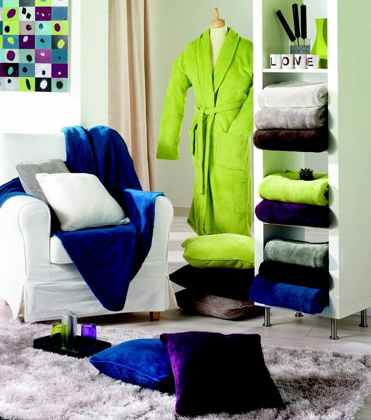 20 best vivaraise images on pinterest cushions plaid and towels. Black Bedroom Furniture Sets. Home Design Ideas