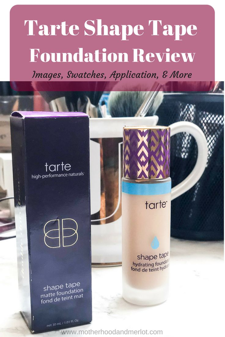 Have you tried the latest foundation from Tarte? Here is a full review and comparison of the Tarte shape tape foundation review, matte and hydrating.