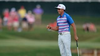 Twitter explodes after Rickie Fowler wins The Players Championship - CBSSports.com