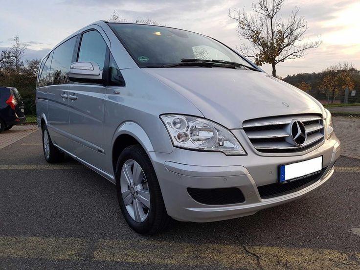 Mercedes-Benz Viano 2.2 CDI DPF lang Facelift  Automatik 163 PS