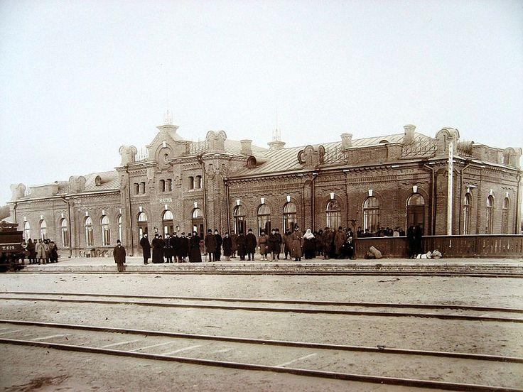 История строительства Пермь-Котласской железной дороги | Родная Вятка