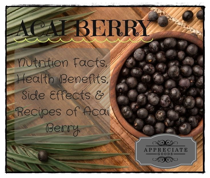 Acai berries are powerful superfoods that few people use in their diets. As a health-foodie and an expert in food nutrition, I feel a huge responsibility to let you know about both the health benefits and side effects of this particular fruit. Acai Berry Nutrition Facts Acai berries are fortified with some of the most …