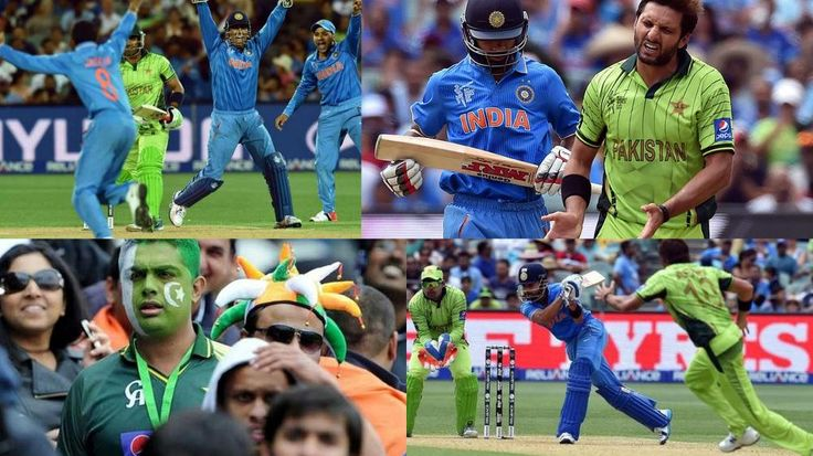 India vs Pakistan: Key battles between arch-rivals