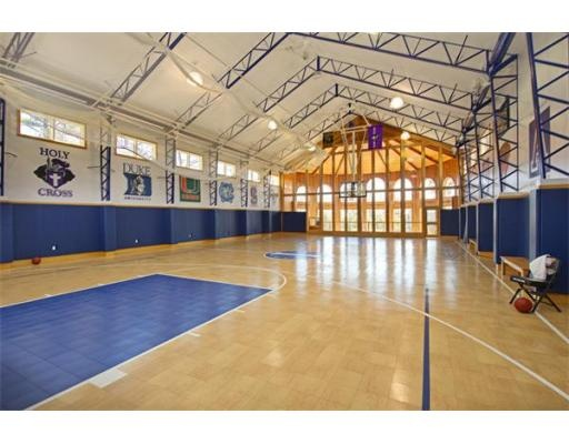 Ballin 39 W A Full Size Basketball Court Unique Interiors
