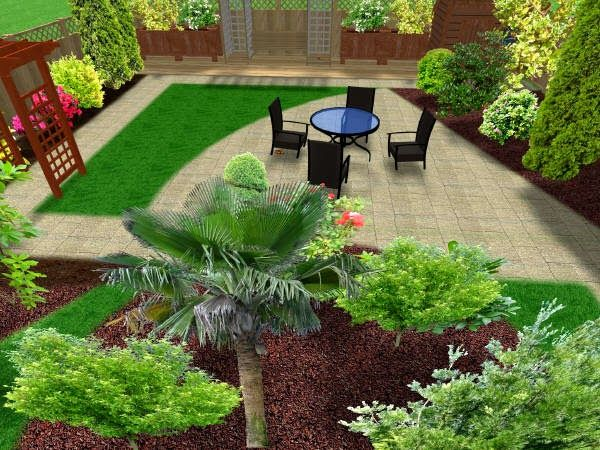 1021 besten garten Bilder auf Pinterest Landschaftsdesign - vorgarten anlegen nordseite