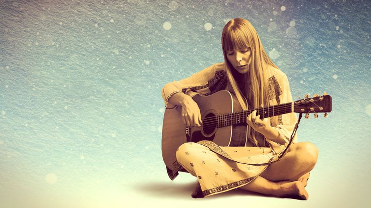 One of the greatest living artists in popular music still isn't properly recognized. Joni transcends gender, genre, and time. Here's why.
