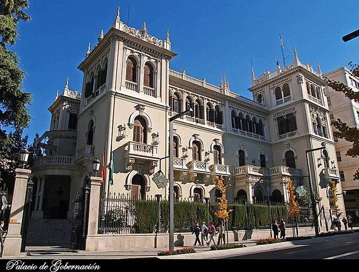 Palacio de gobernación