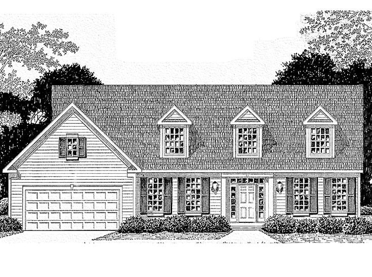 263 best house plans images on pinterest | dream house plans