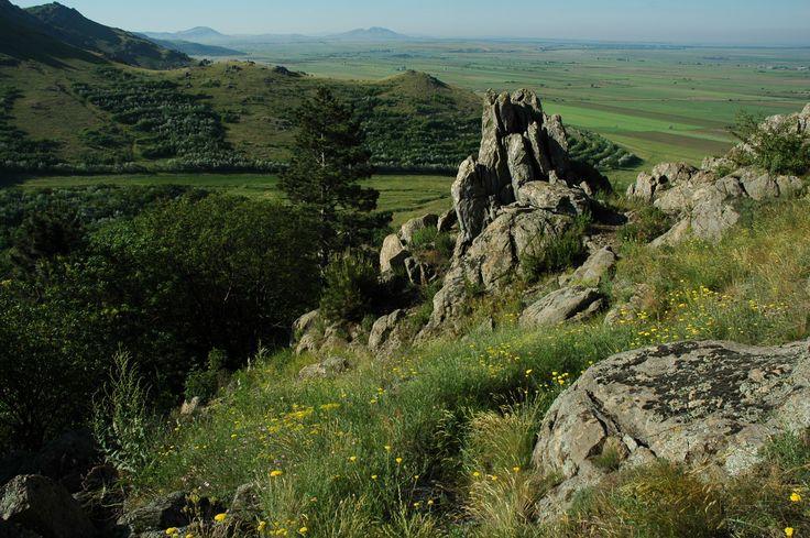 Muntele de Sare de la Slanic Prahova este o frumoasa creatie a naturii, care constitue o raritate pe glob