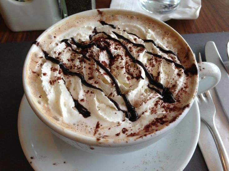 Zola Bistro, Café in Ann Arbor, Michigan - The BEST Mocha I have ever had!!!
