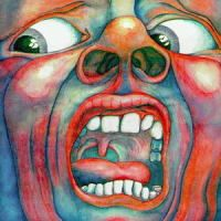 Artist  Barry Godber (1946-1970)    In the Court of the Crimson King by King Crimson