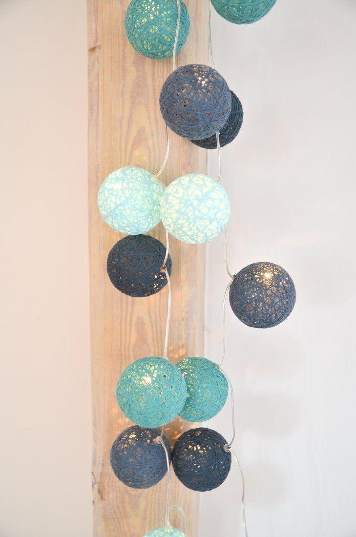 GIIRLANDA ŚWIETLNA 12 - 20 lampek małych (proj. KAKAZU), do kupienia w DecoBazaar.com