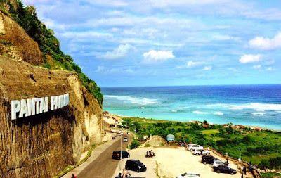 Balinese Travel: Pandawa Beach - White Sand Beach Are Hidden Behind...