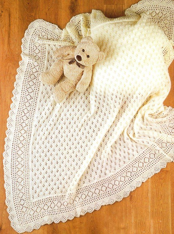 Christening Shawl |Baby shawls |Baby Christening gift ...