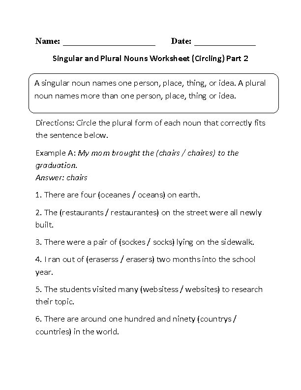 Printables Parts Of Speech Worksheets For High School 1000 images about theme3 english language on pinterest free nouns worksheets for use at school or home a noun is word that names person place thing idea are used in your writing very