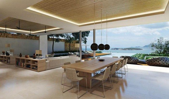 Choeng Mon 6-Bed Award Winning Seaview Villa For Sale   Koh Samui Real Estate - Luxury Property for Sale & Rent