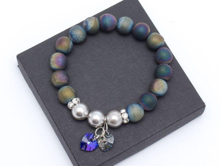 Wristbands & Bracelets – Bracelet AG 65 – a unique product by Blackif on…