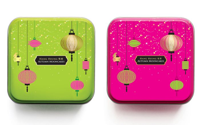 Hang Heung Cake Shop, Moon Cake Tins packaging system, by Essie Tam, Hong Kong