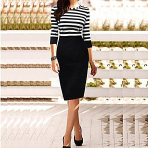 Fashionable European Dresses Para | LightInTheBox