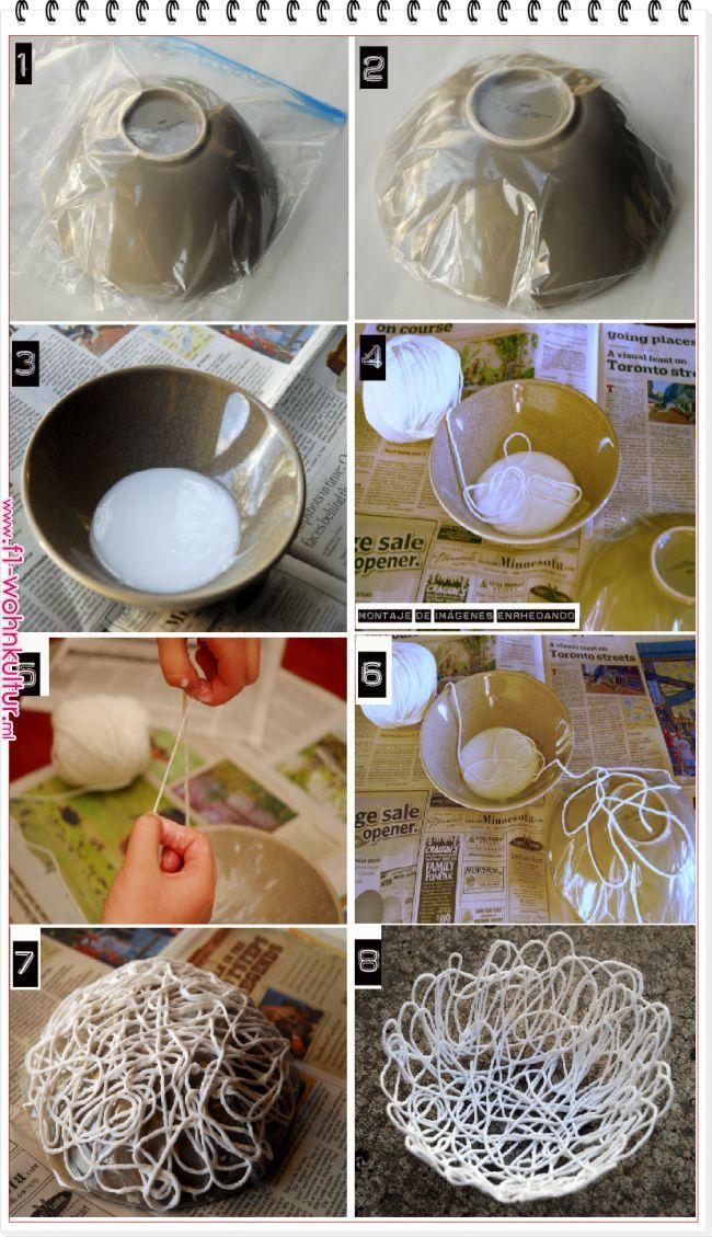 Manualidades A 0 Aprende Manualidades Gratis Desde Tu Casa Se Autodidacta Ganate La Vida Siendo Artesana Pinterest Diy Paper Mache Crafts Diy Home Crafts