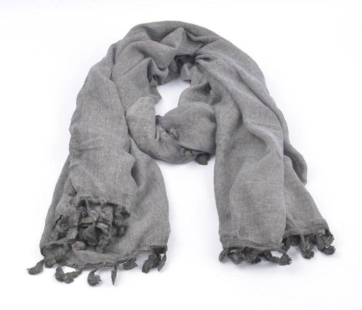 Afbeeldingsresultaat voor dikke grijze sjaal