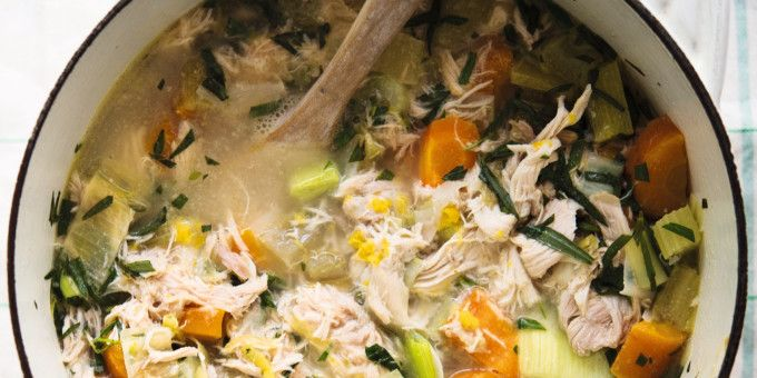 I Quit Sugar: Chicken and Tarragon Casserole by Amelia Freer