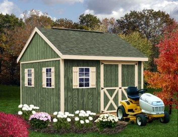 Garden Sheds Kits 10 best storage shed plans images on pinterest | storage shed