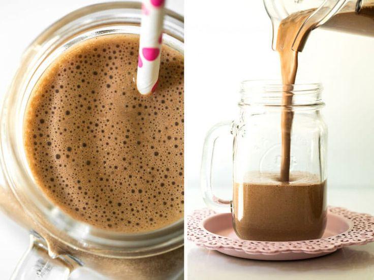 Кофейный смузи на завтрак— отличная альтернатива утреннему кофе!