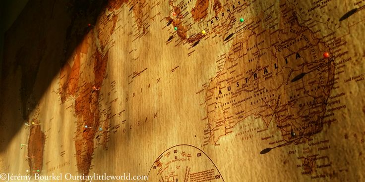 some great advice on how to prepare for your round the world trip :)