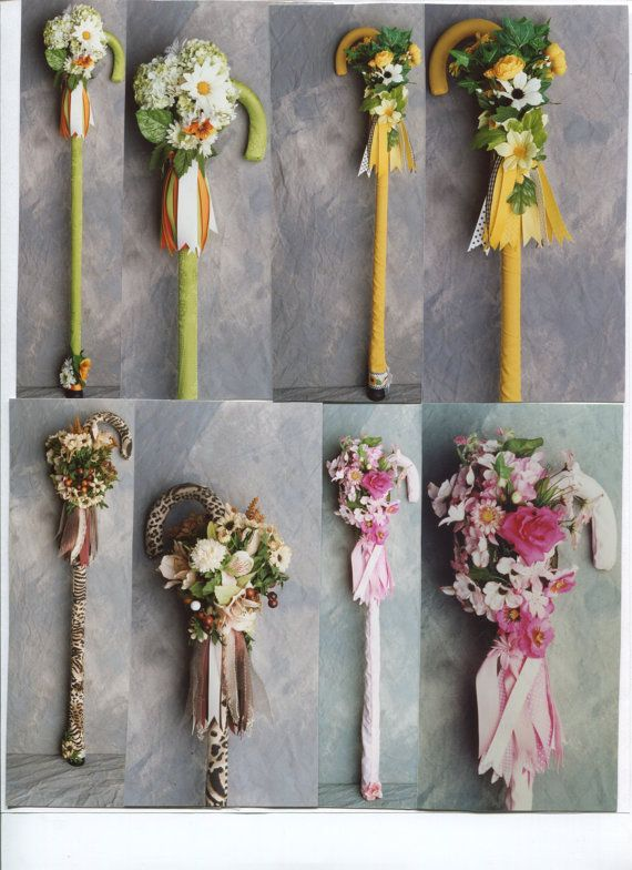 Walking Cane Decorations 13 Best Health  Decorated Canes Images On Pinterest  Canes