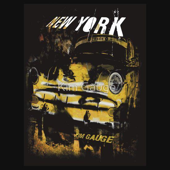 New York Cab #2