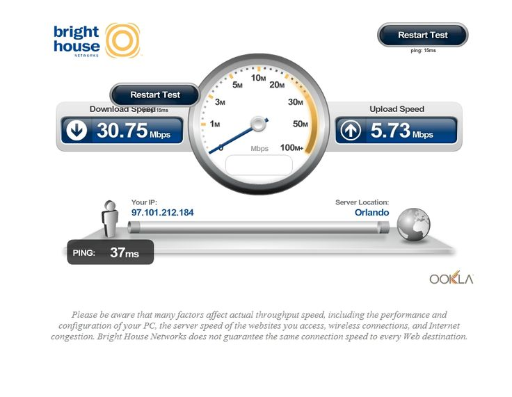Internet Bandwidth Test - Faster Broadband For My Internet Speed! - CovalentNews.com