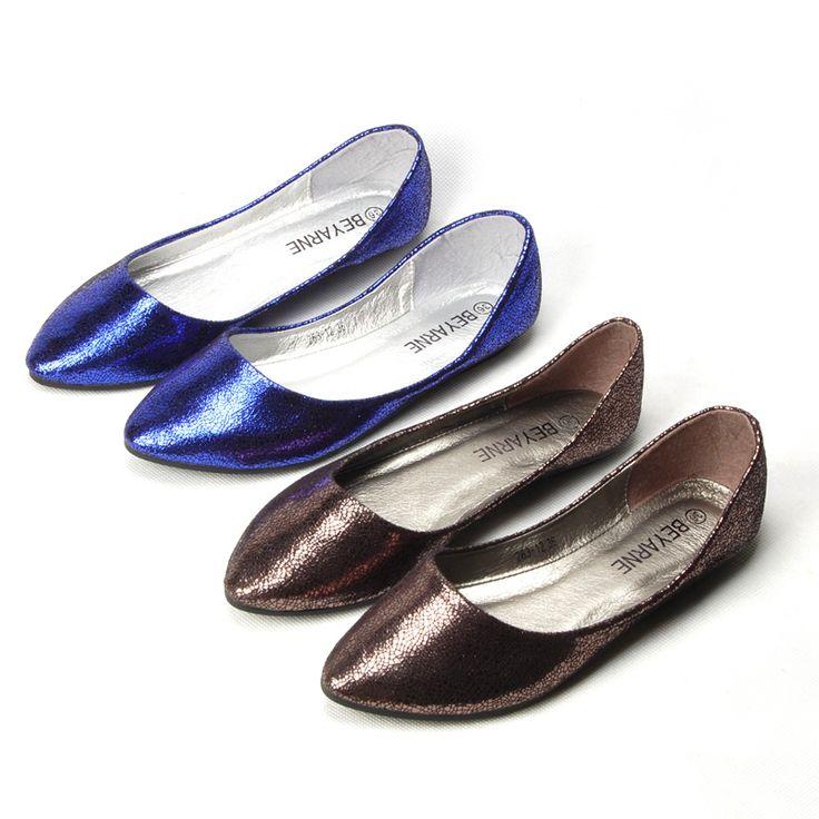 Blue Fashion Fashion Flats And Womenu0026#39;s Flat Shoes On ...