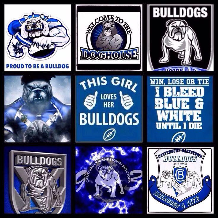 I love my bulldogs