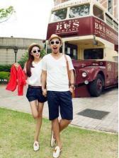 High quatity summer loose style couple shirt $ 11.35