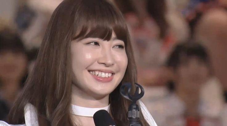 Member AKB48 Kojima Haruna Akhirnya Umumkan Kelulusannya saat Senbatsu Sousenkyo AKB48 ke-8 yang digelar pada tanggal 18 Juni 2016 di HARD OFF ECO Stadium, Niigata Ada yang unik pada Seousenkyo 201…