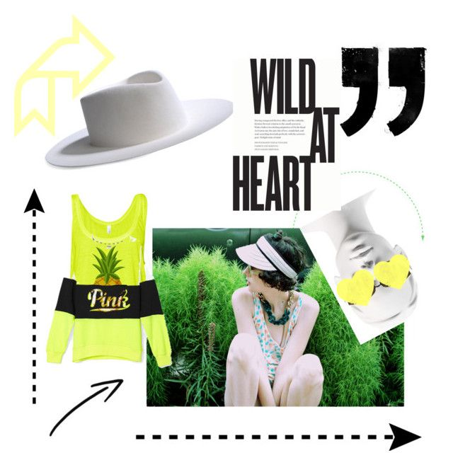 WILD AT HEART by ralucarosu on Polyvore featuring Off-White and Christian Dior