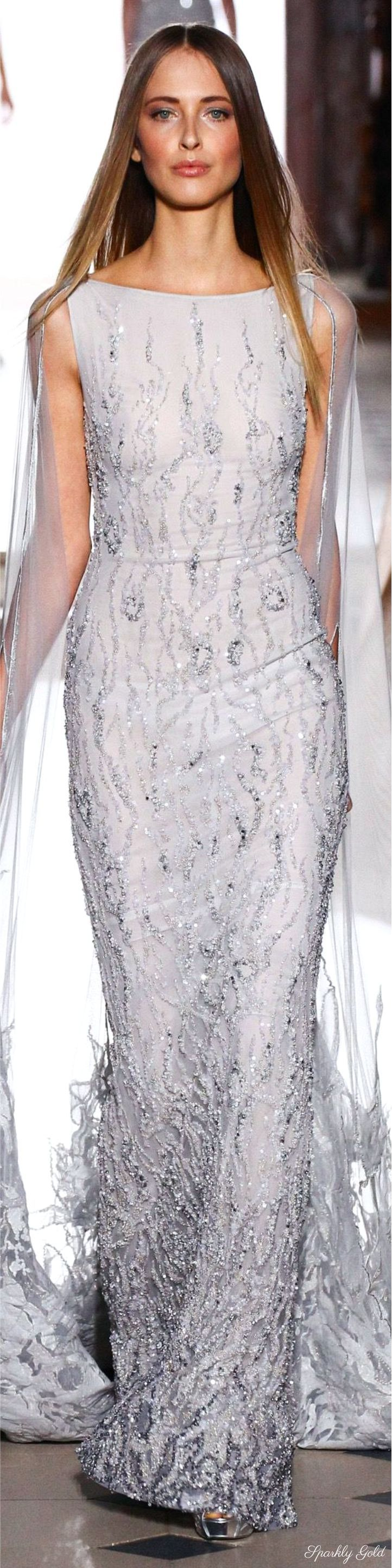 Tony Ward Spring 2016 Couture