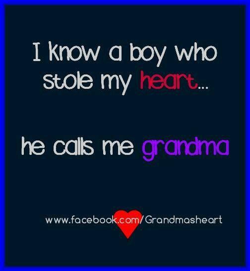 My sweet precious grandson ❤❤