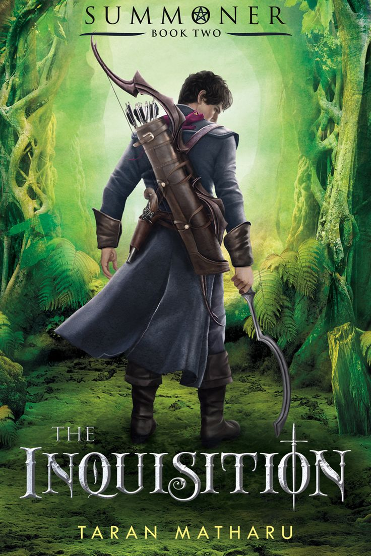 The Inquisition (Summoner #2) by Taran Matharu - May 10th 2016 by Feiwel & Friends