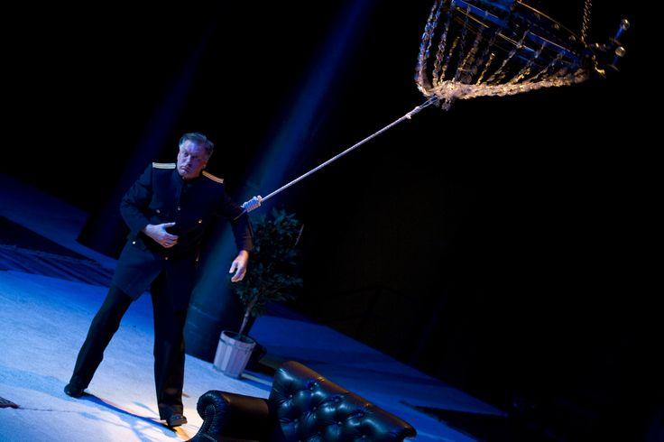 Vassa Zheleznova Moscow Art Theatre. Main Stage. directed by Leo Erenburg.