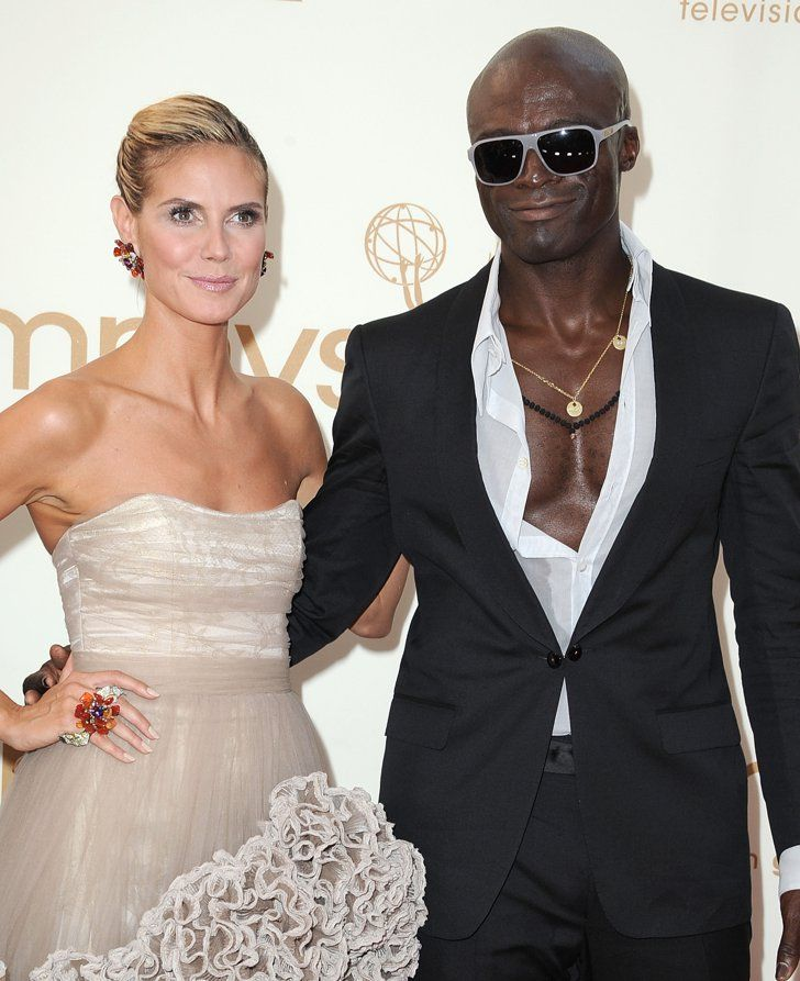 Pin for Later: The Shortest Celebrity Engagements Heidi Klum and Seal
