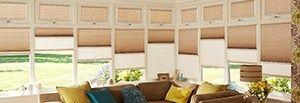 Pleated blinds │Hillarys